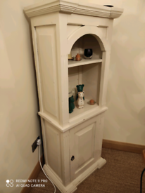 Cream display unit