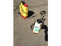 Hose lock Sprayer
