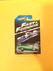 Hot Wheels Fast and Furious Gran Torino