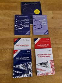 Set of books UK citezenship (Reduced)