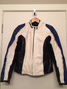 Ladies Dainese motorcycle street jacket