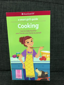 American Girl Cooking Book Brand New