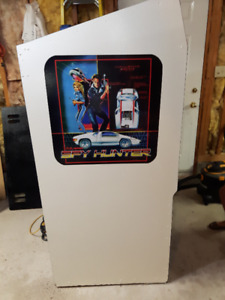 Arcade Machine!  Spy Hunter Retro Arcade with 750 Games!