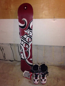 Board, Bindings, Boots, and Goggles all for sale