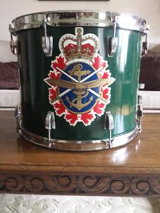 Vintage WFL Canadian Forces Drum