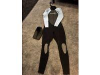 Ladies Alder Full Legnth Wetsuit Size 12 medium