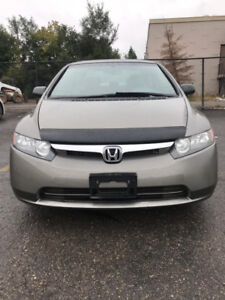 2008 Honda Civic DX-G Auto 176000k Certified Good Condition
