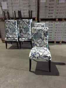 6 Pier 1 imports dining room chairs