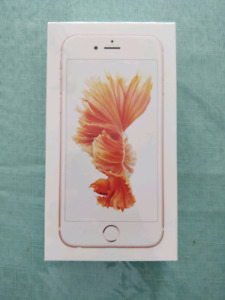 iPhone 6s 32 GB Brand New Unopened Fresh from the Box