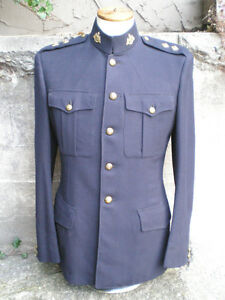Post war service dress uniforms