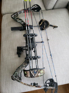 Quest Drive compound bow