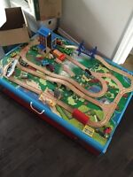 Thomas and Friends train table
