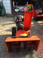Ariens Deluxe 27 Snowblower
