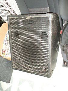 Yorkville YS-115 8ohm 200W Reference Monitor Speaker...Pro Stuff