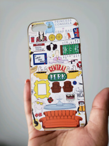 F.R.I.E.N.D.S iPhone CASE for 5/5s