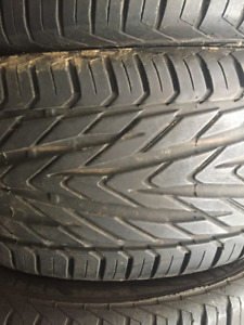General Exclaim UHP Performance Tires. 245/45ZR17 and 285/35ZR18
