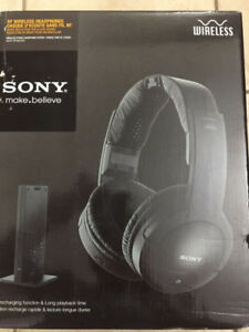 Sony Wireless Headphone System MDR-RF985RK