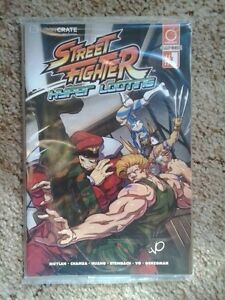 Street Fighter : Hyper Looting : Lootcrate Exclusive Issue #1