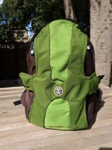 Crumpler Backpack w/ 17-inch laptop holder