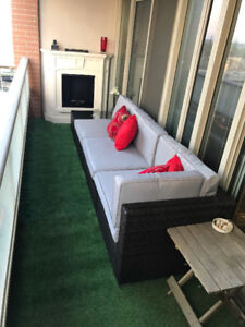 Balcony Turf - Artificial Grass - Patio Turf, Turf for Pets