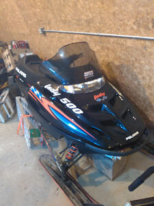 2000 Polaris Indy 500 Mint Condition