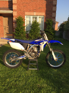 2011 YZ250F FOR SALE MINT SHAPE !!!!!!!