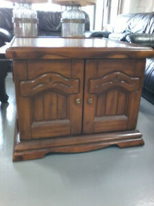 Wooden square cabinet for only $40