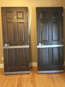 Solid Oak Door Sets