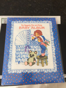 Raggedy Ann and Andy Baby Album