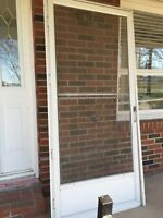 "Screen / Storm door for 36"" door"
