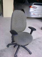 Global Granada HB Multi Tilter office chair (3)