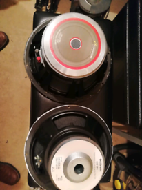 12 inch speakers MAKE AN OFFER