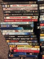 Lot of 74 movies (including the office first season British)