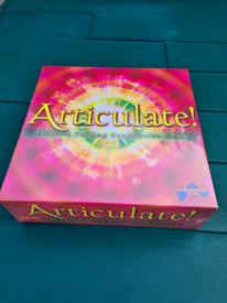 ARTICULATE excellent family board game BRAND NEW SEALED