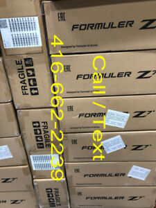 over stocked Formuler Z7+ android 4k pvr record UHD sale $120