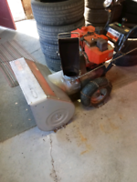 Craftsman snowblower for sale 6-speed 10 by 28