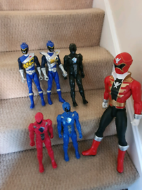 Power ranger figures from £5 each I can post