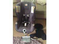 Britax first class plus car seat 0-4