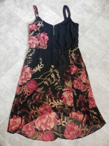 10 little worn dresses (size 12-16)