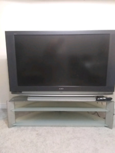 Sony Projection TV 55 inch