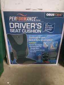 Heated and massaging seat. Car and Home  Cambridge Kitchener Area image 1