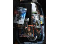 Variety of DVDs and PlayStation Games