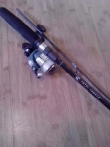 Total Tackle Spinning Rod Combo
