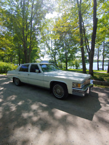Cadillac Fleetwood 1979
