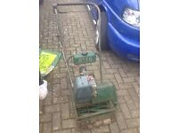 Atco petrol lawn mower