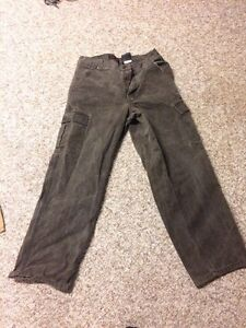 36x32 tough duck and dickies work pants