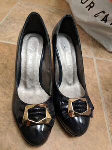 Brand New Classic Office Black Pumps