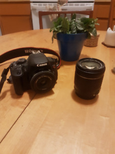Canon T5i w/ multiple lenses and accessories