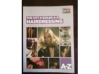 Hairdressing text book