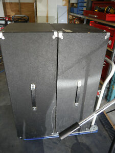 Yamaha EM 150 sound board, 2 speakers, monitor, 2 mics and stnd Kingston Kingston Area image 6